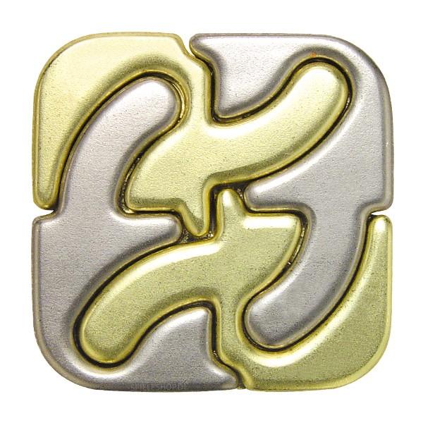 Huzzle Cast Puzzle Square [5]
