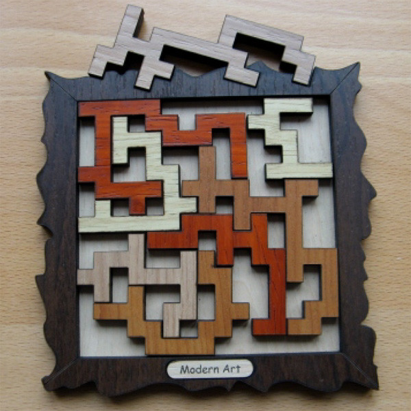 Modern Art Puzzle