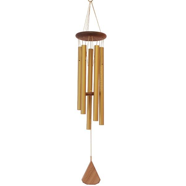 Klangspiel Terra Classic in gold/natur - 85 cm