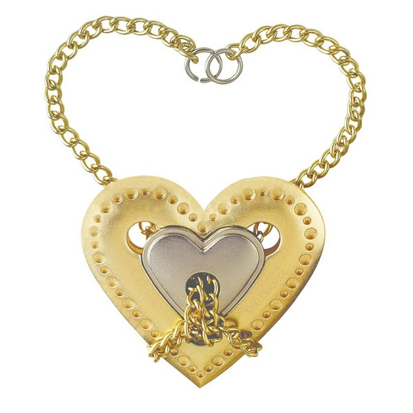 Huzzle Cast Puzzle Heart [4]