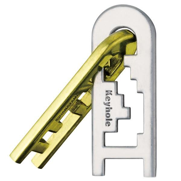 Huzzle Cast Puzzle Keyhole [4]