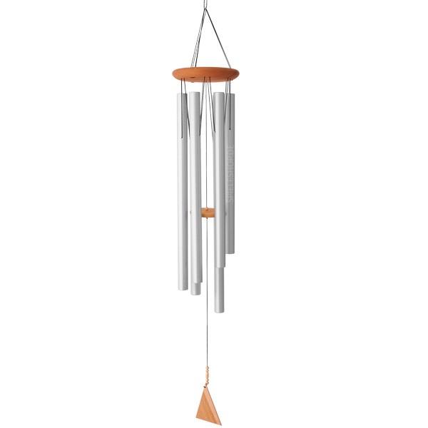 Klangspiel Luna Classic in silber/natur - 120 cm