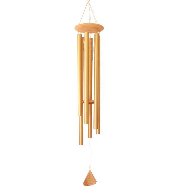 Klangspiel Jupiter Classic in gold/natur - 160 cm