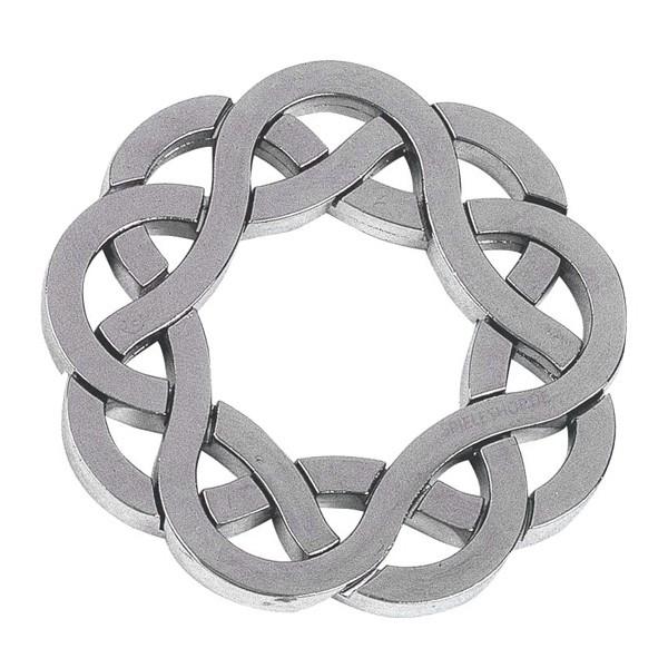 Huzzle Cast Puzzle Coaster [4]
