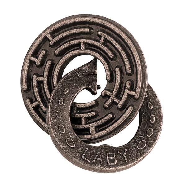 Huzzle Cast Puzzle Laby [5]