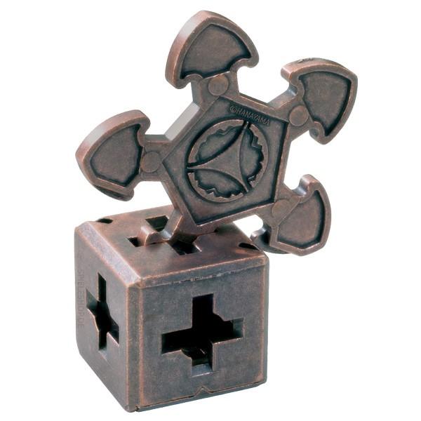 Huzzle Cast Puzzle O Gear [3]
