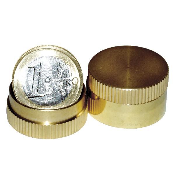Euro-Münzentrick
