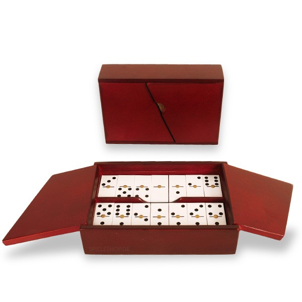 Domino Diagonal in Design-Kassette - 6er/28 - 16,5cm