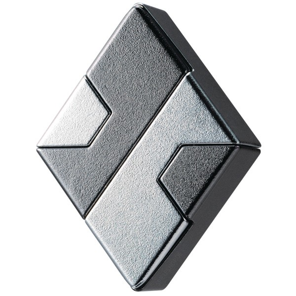 Huzzle Cast Puzzle Diamond [1]